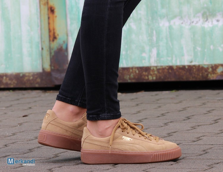 half off dbfd0 031a6 I recommend the offer: PUMA Suede Platform SD (365698-09) [285653] | Sport  shoes | merkandi.ie